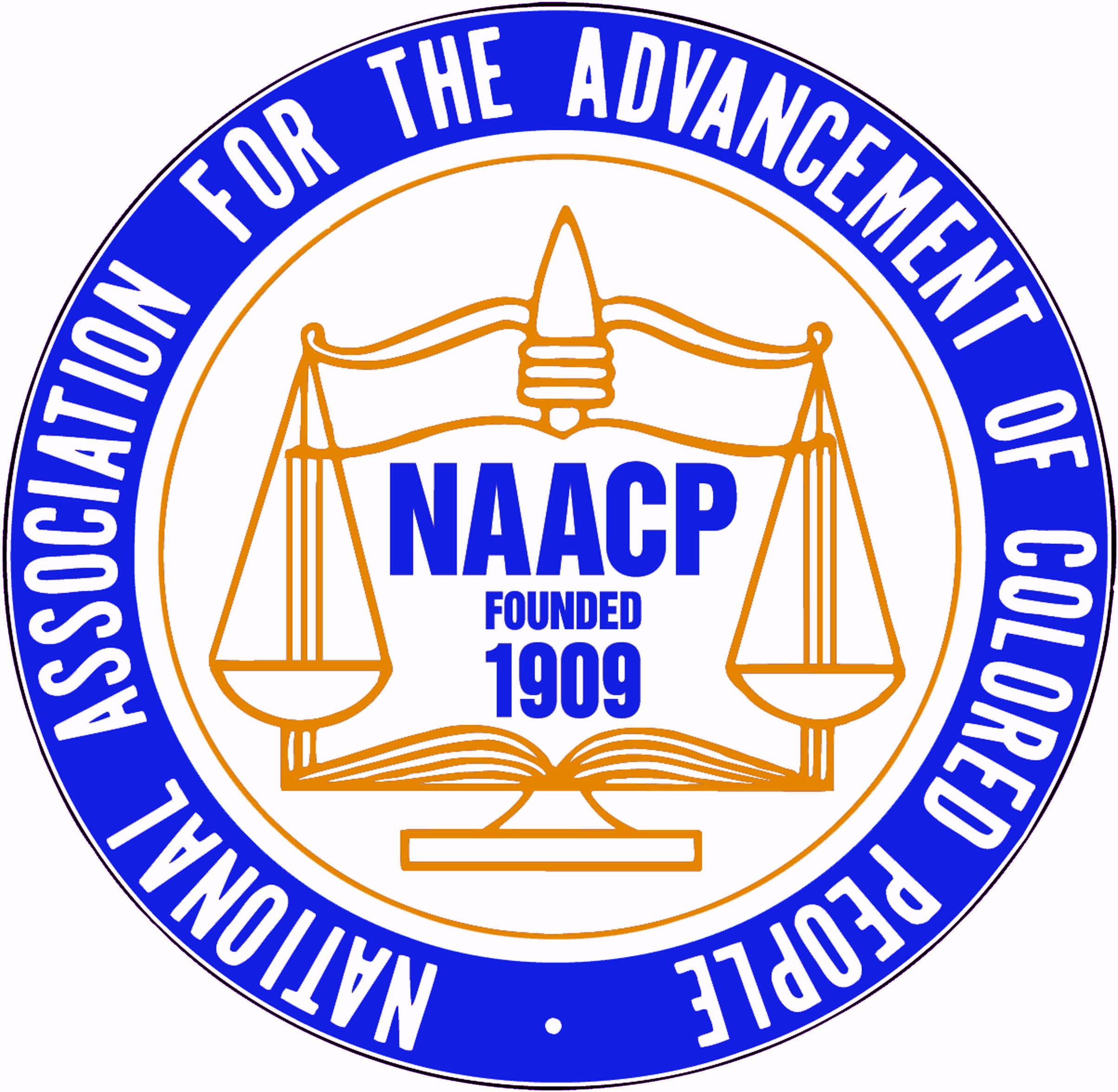 Image result for naacp logo images