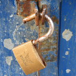 Broken Lock - Google Creative Commons