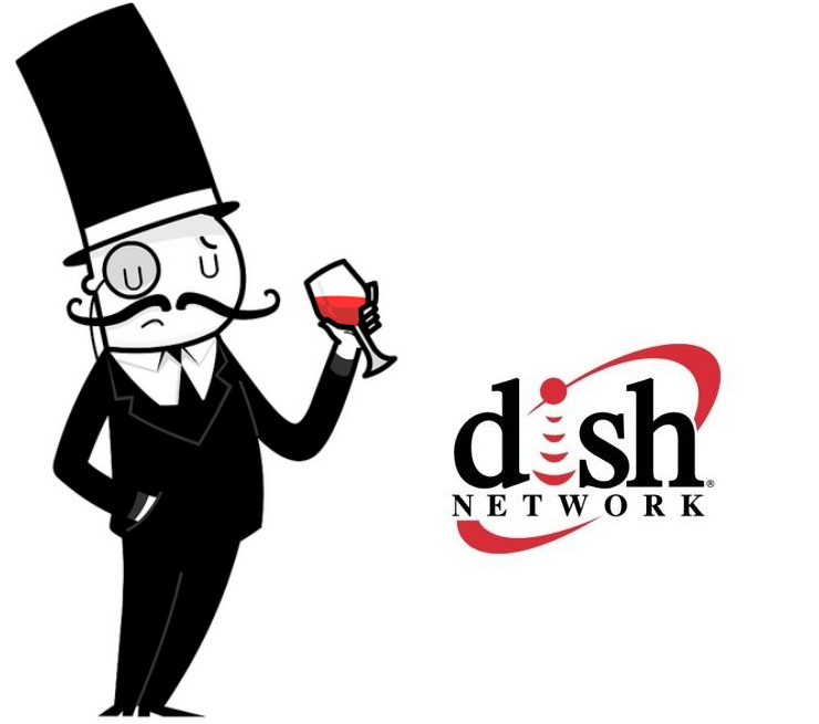high class dish network adapted from photo by ajay karat