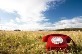 Rural Phone Service - Google Creative Commons