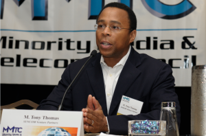 M. Tony Thomas Speaking at MMTC Entrepreneurship Boot Camp - by James Miccolo Johnson
