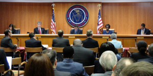 Commissioners at FCC