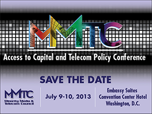 MMTC Access to Capital 2013
