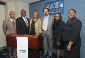 MMTC Presenting White Paper at National Press Club