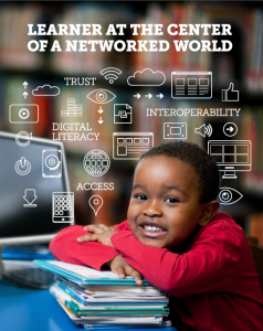 Aspen Institute Learner at the Center of a Networked World Report Cover