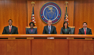 All FCC Commissioners