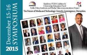 Rainbow PUSH 2015 Symposium